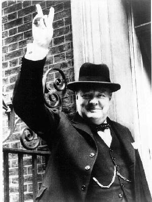 Штрихи к портрету Черчилля