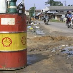 Shell Oil Spill, Nigeria