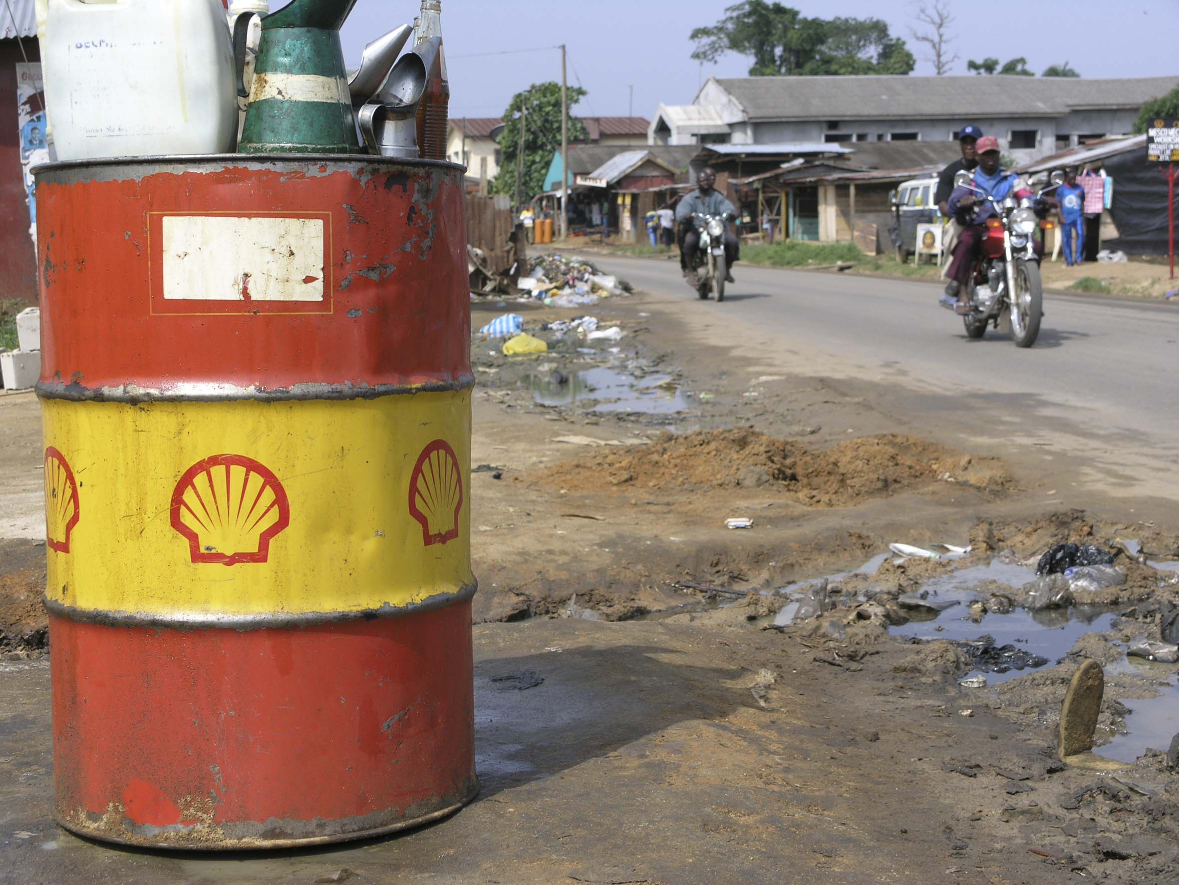 Oil and gas business plan in nigeria conflict