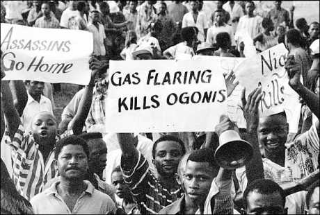 Commemoration of Anniversary of Execution of Ogoni 9 — 25 Years