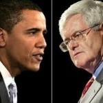 Gingrich Obama