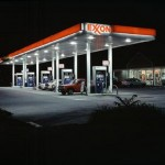 """Exxon #1 from Route 66"" by Greg Kordas"