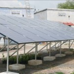 Solar Panel in Rampura India