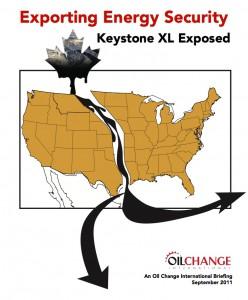 keystone pipeline export