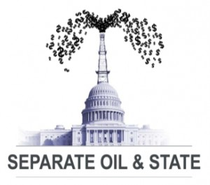 Separate Oil and State