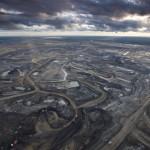 Syncrude Aurora Oil Sands Mine, Canada.