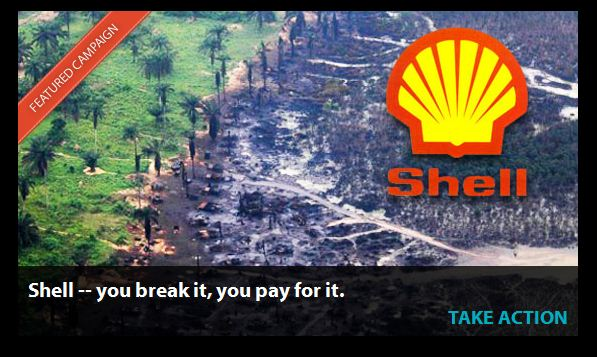 shell oil in nigeria and the ethical issue Shell, an anglo-dutch company,  the same strains are evident in oil-rich nigeria and angola, the largest and third-largest economies in sub-saharan africa.