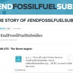 End Fossil Fuel Subidies