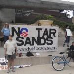 photo courtesy TarSandsBlockade.org