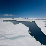 Arctic ice