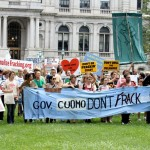 Don't Frack New York