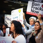 CA fracking rally