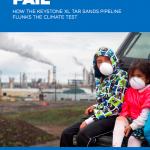 Keystone XL climate report