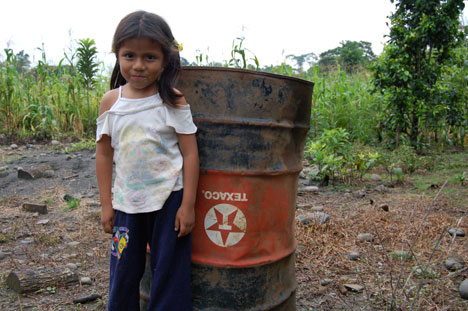 environmental justice for texaco oil company It is distressing that the course of justice was perverted, kaplan wrote in  the  judgment was for environmental damage caused by texaco during its  it claims  ecuador's state-run oil company is responsible for much of the.