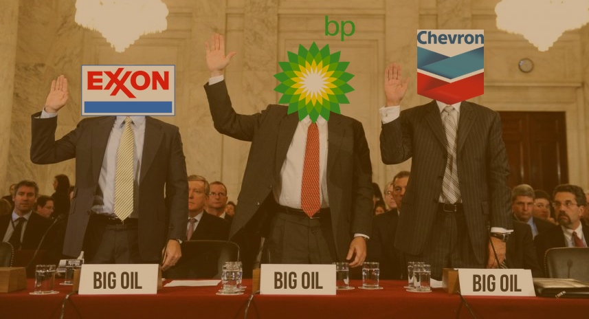 Big Oil Senate Committee