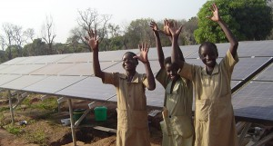 Decentralized solar can provide affordable access to sustainable energy (photo credit: Sustainable Energy for All).