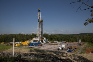 frack well