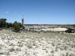 Fracking Habitat