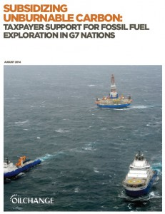 G7 Exploration Subsidies Report Cover