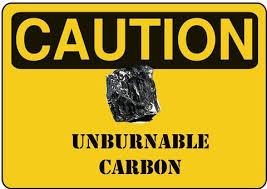 unburnable carbon