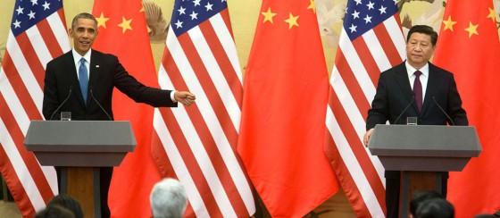 US - China