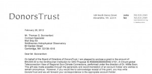 Donors Trust