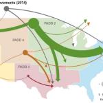 2014 flow map