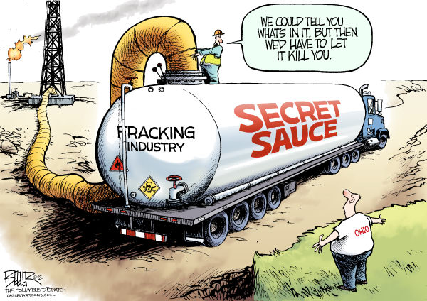 UK Fracking Task Force Calls For Improved Safety Standards ...