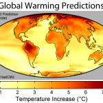 """Global Warming Predictions Map"". Licensed under CC BY-SA 3.0 via Wikimedia Commons - https://commons.wikimedia.org/wiki/File:Global_Warming_Predictions_Map.jpg#/media/File:Global_Warming_Predictions_Map.jpg"