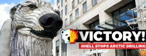Shell victory