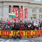 Thousands have joined to oppose Dakota Access – so why are we subsidizing its construction?
