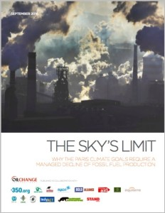 The Sky's Limit Cover