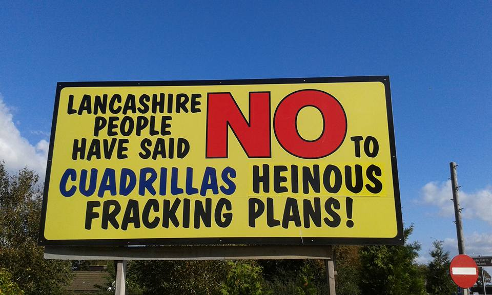 """Democracy died today"": Outrage Over UK Landmark Fracking Decision"