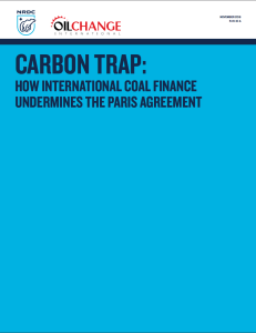 Carbon Trap - click to download full report