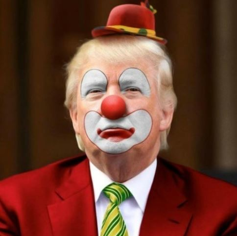 meet donald the climate clown oil change internationaloil change