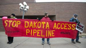 Stop Dakota access
