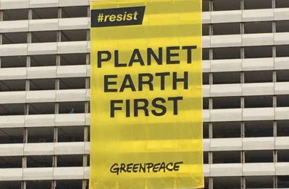 Photo credit: Jannes Stoppel, Greenpeace