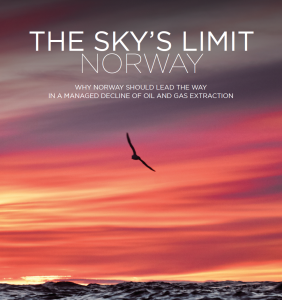 The Skys Limit Norway Why Norway Should Lead The Way In A Managed