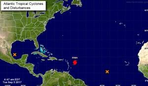 C: National Hurricane Center