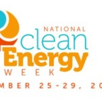 Screengrab of Clean Energy Week website