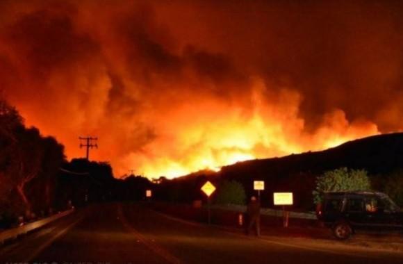 C: Ventura County Fire Department