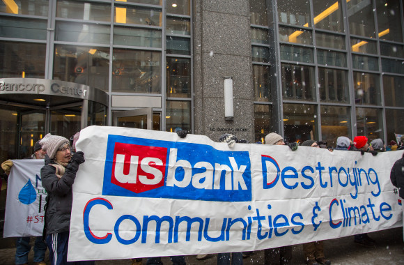 Minneapolis rally to Defund ETP