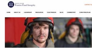 C: Screengrab of IPFI website