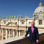 C: EPA photo of Pruitt in Italy