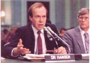 C: NASA -Hansen in 2003