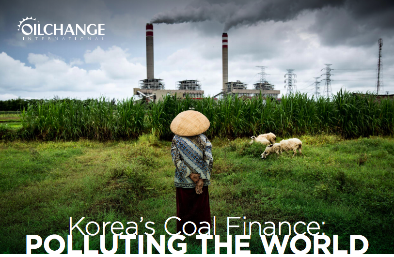 Korea's Coal Finance: Polluting the World