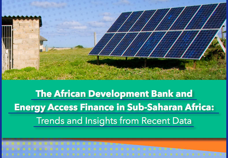 The African Development Bank and Energy Access Finance in Sub-Saharan Africa