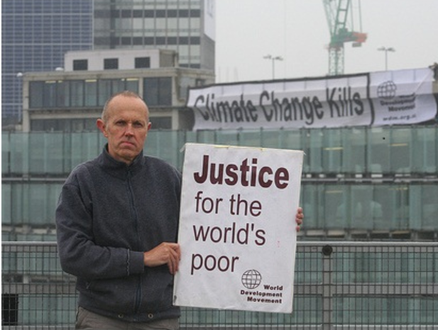 "Instead of Funding Fossil Fuels Overseas, UK Gov. Urged to Declare ""Climate Emergency"""