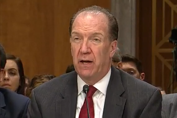 Trump's World Bank pick, David Malpass, Must Not Pass