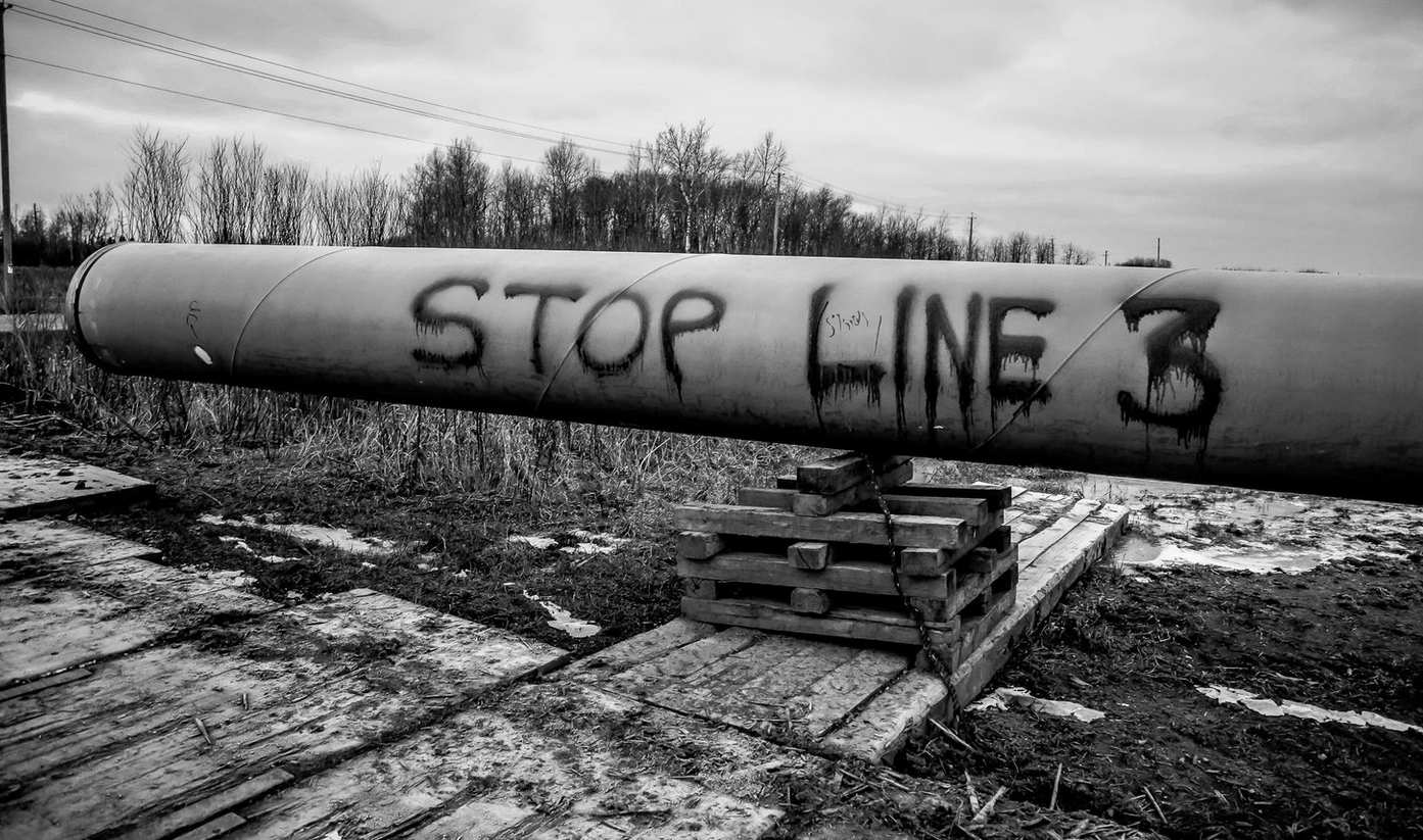 """Major Blow"" to Tar Sands Industry As Enbridge Line 3 Pipeline Delayed"